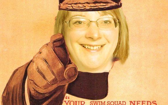 YOUR SWIM SQUAD NEEDS YOU!