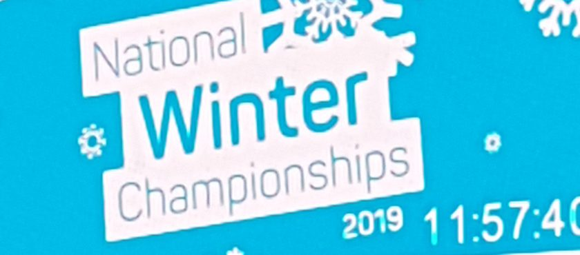 Swim England National Winter Championships